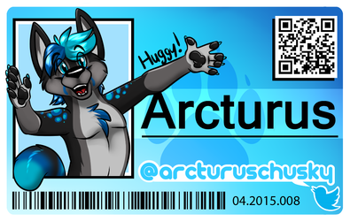 FWA 2015 Badge by WinterSnoWolf