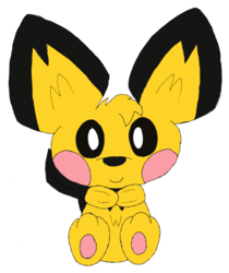 Because It's Pichu Day, Apparently