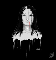 Lynique Portrait - Digital Sketch