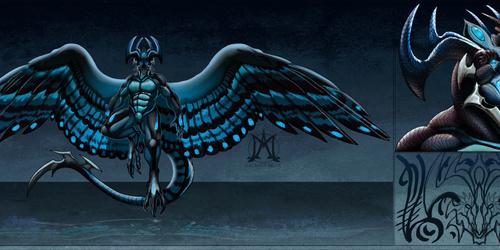 Angelic Champion (by noctem-tenebris) (SFW version)