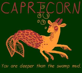Zodiac Mutants- Capricorn