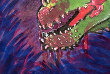 Fan Art Friday #1 Deviljho