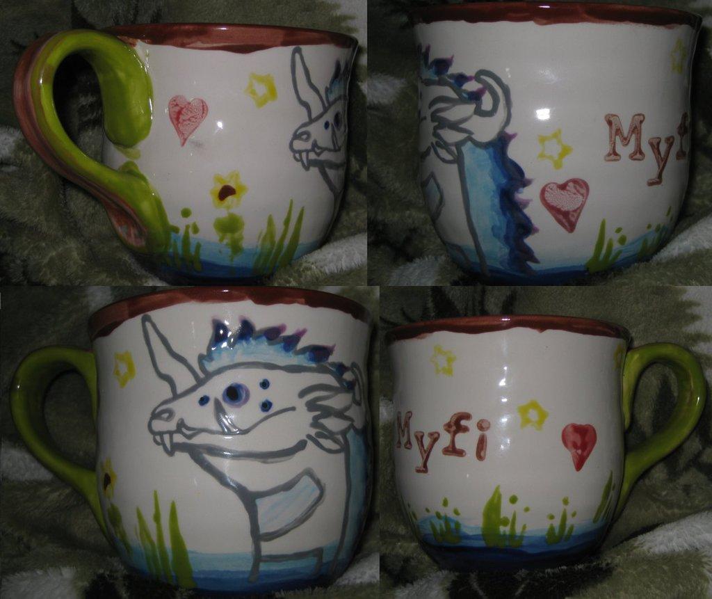 Most recent image: Myfi Mug