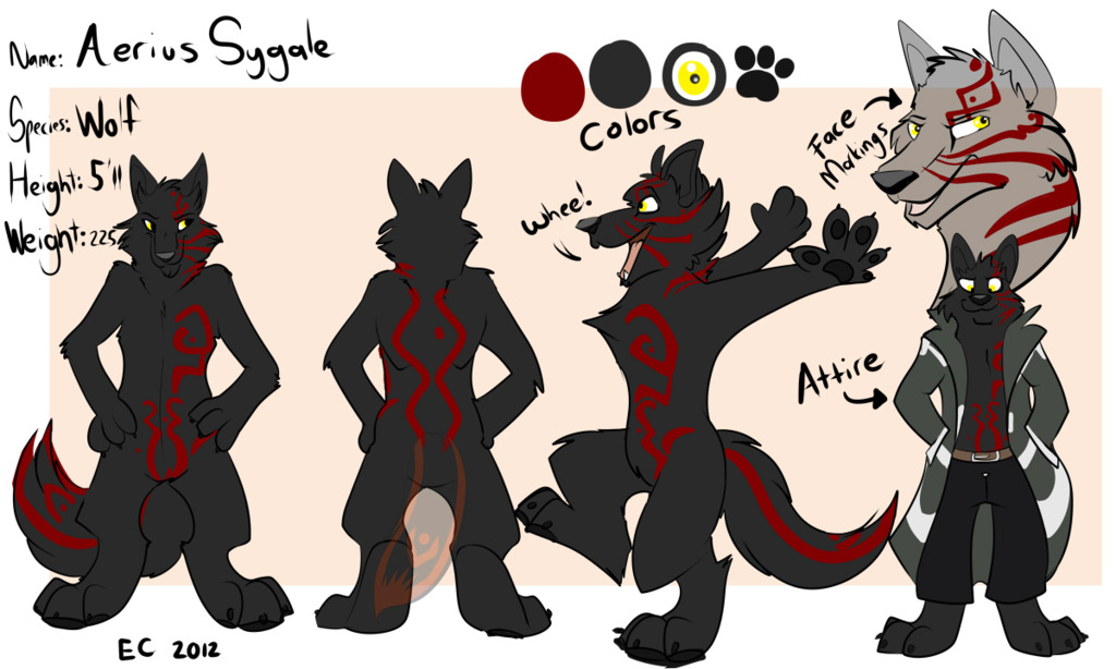 Aerius Sygale Reference Sheet