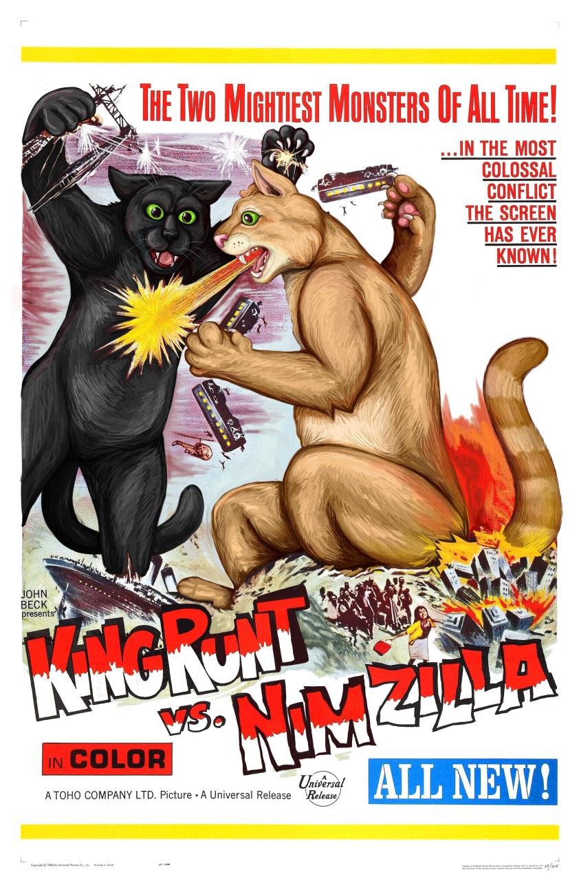 King Runt vs Nimzilla