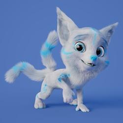 Etis the fox