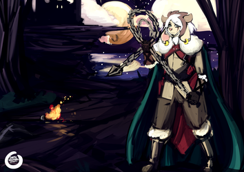 Castlevania cosplay