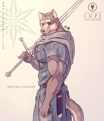 Imperium Lupi - Tristan Donskoy (casual)
