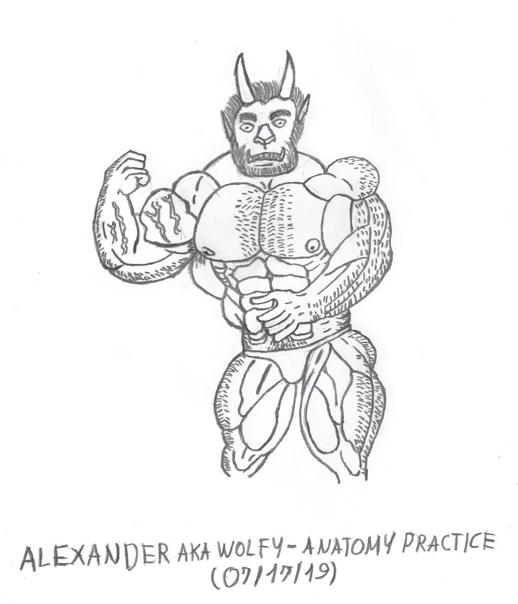 Alexander AKA Wolfy