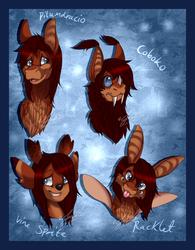 Zoe as Nikko's Four Species