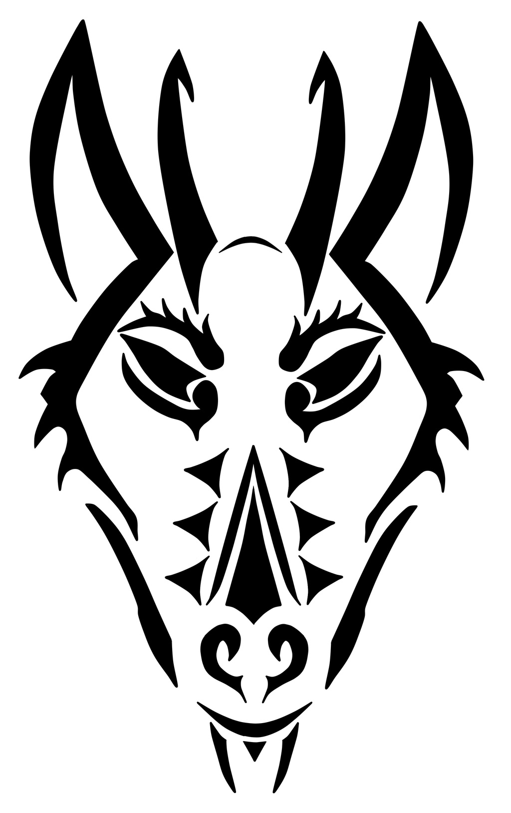 Most recent image: Bakari tribal mark