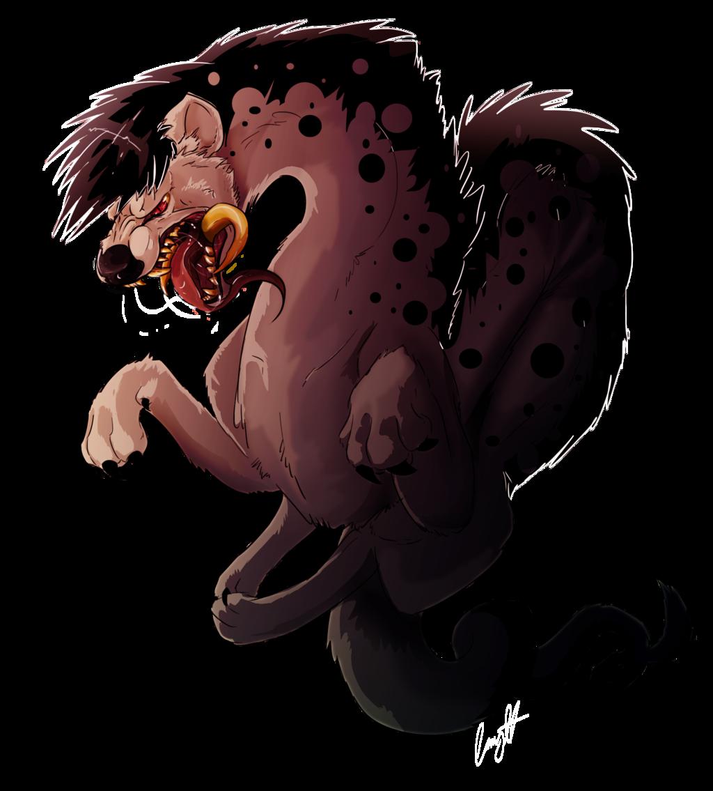 Hyena Demon