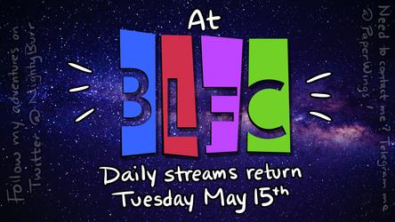 At BLFC!
