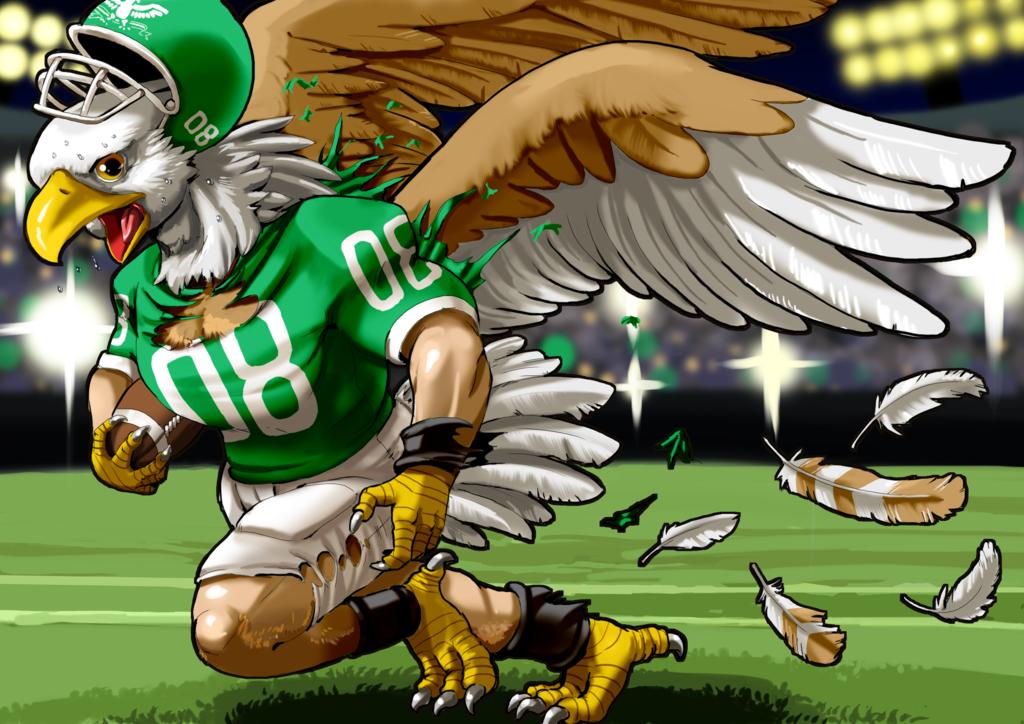 Philadelphia Eagle TF