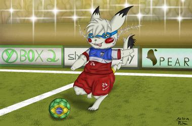 Comission - Soccer Snowkachu