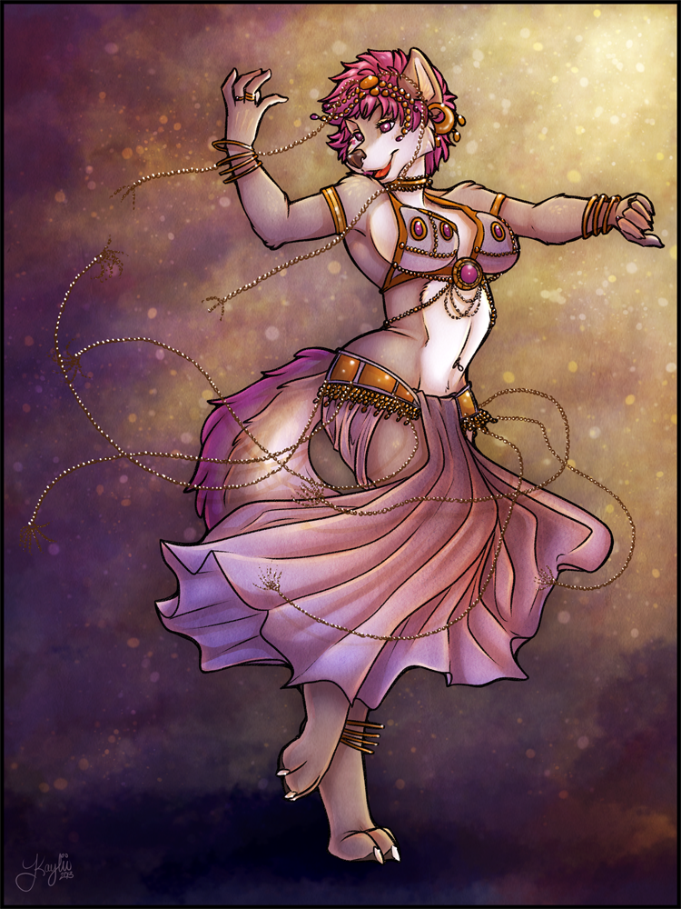 Most recent image: Belly dance