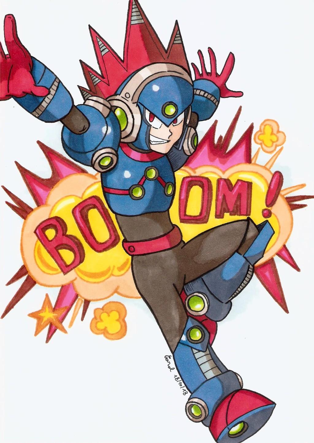 Explosion ... is ART!