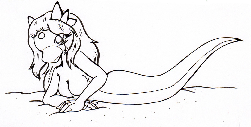 By Keirajo, Beach Lounging