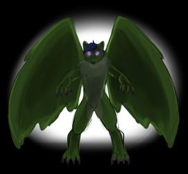 Halloween 2020 Freebie- Mothman