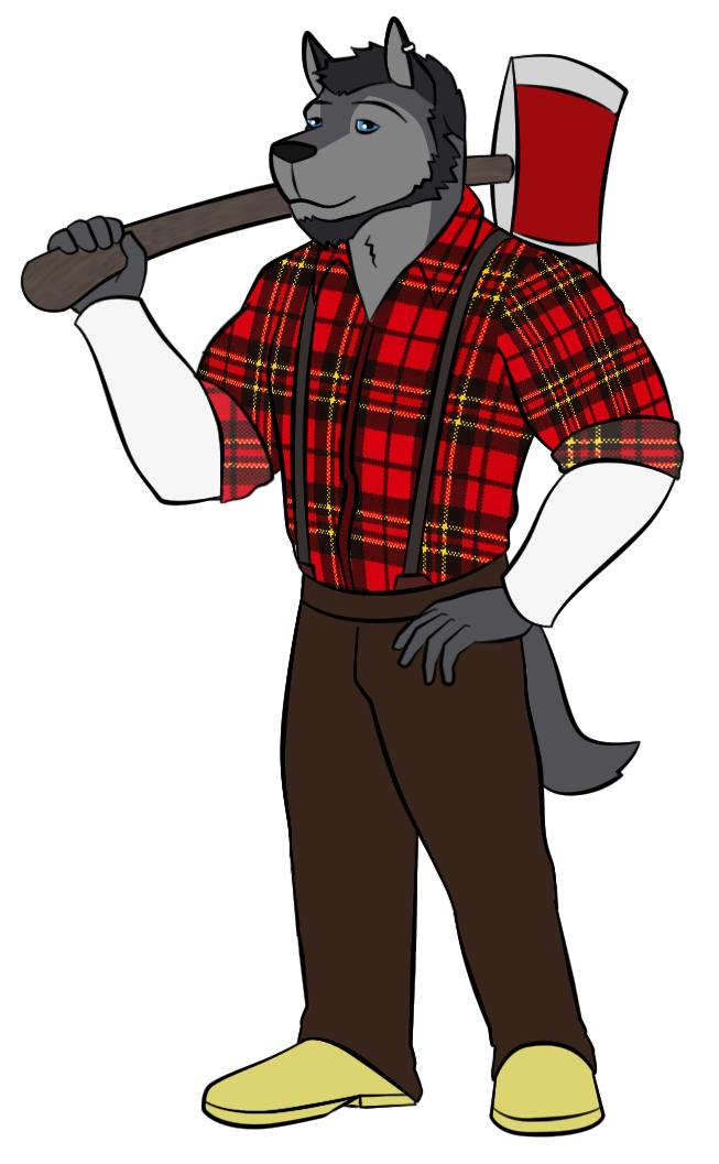 Lumberjack Walf