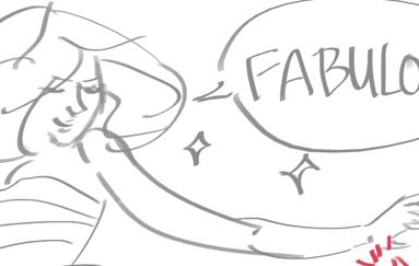 Day 2: FREAKY FABULOUS centaur