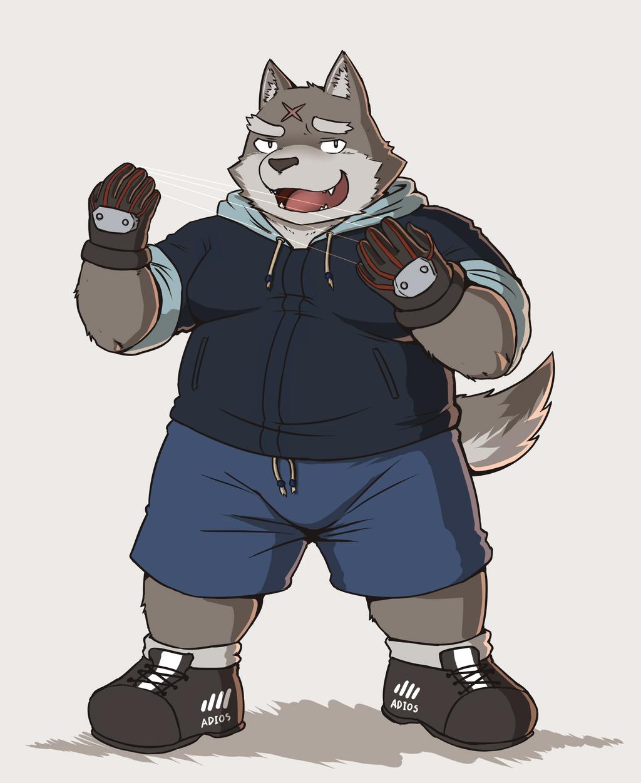 The Wirewolf