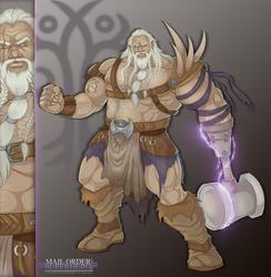 Stonehorn Warrior Stohrs