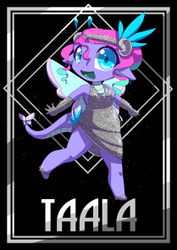 Flapper Taala - FurCoNZ Badge