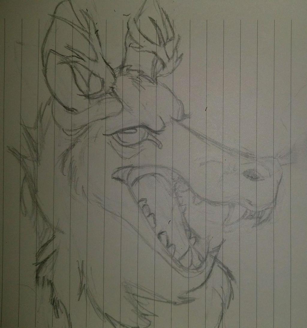 Most recent image: Smoke Demon Doodle