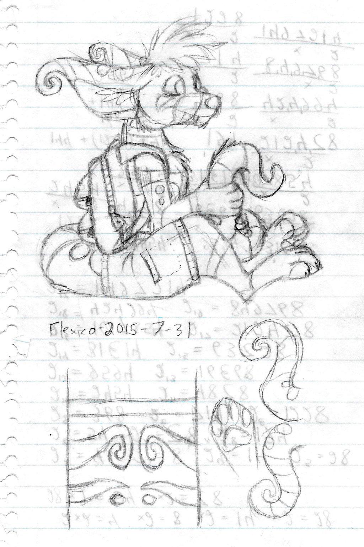 Crux Sketch Summer 2015
