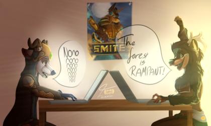 Smite commission