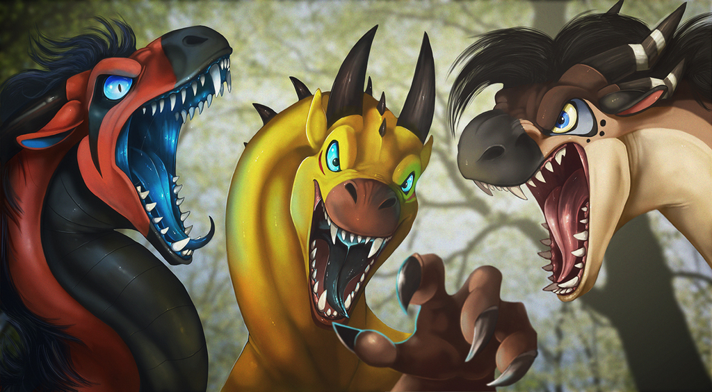 Pick Your Predator