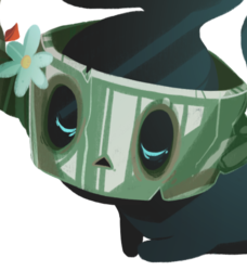 Shiny Flower Phantump