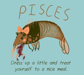 Zodiac Mutants- Pisces