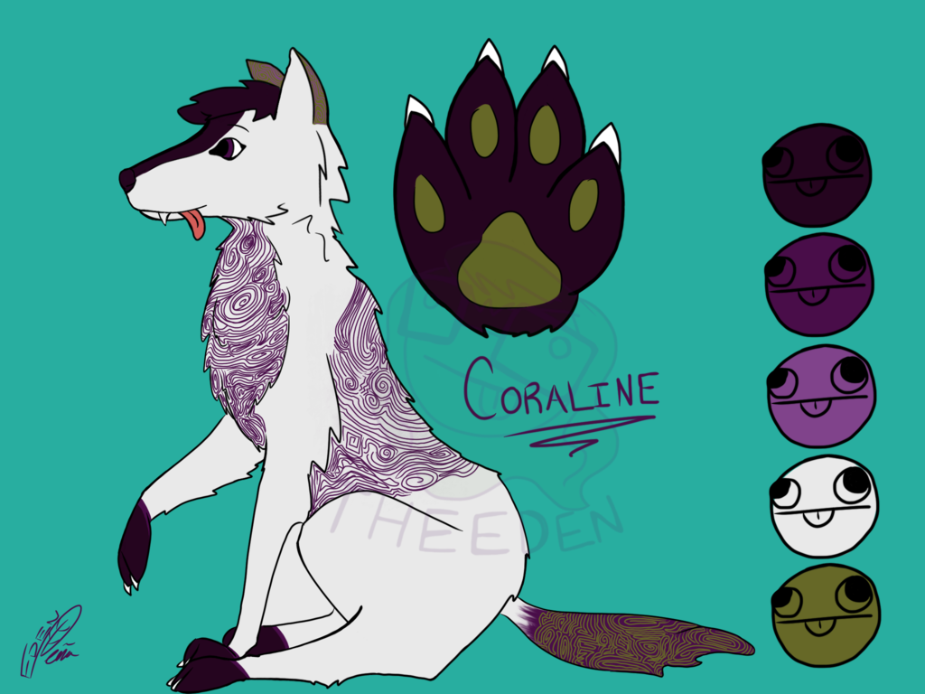Coraline - OC
