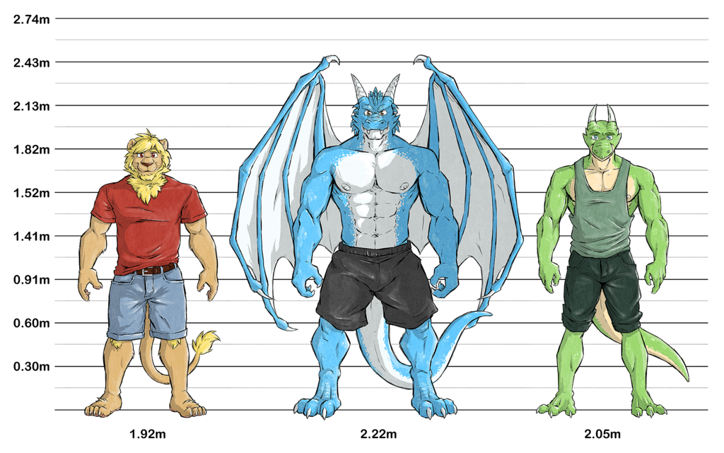 Most recent image: Height Chart