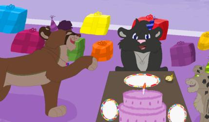 Happy Birthday Telly! *Birthday Gift*