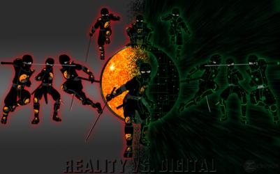 Reality vs. Digital
