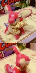 Little Tiny Pink Critter