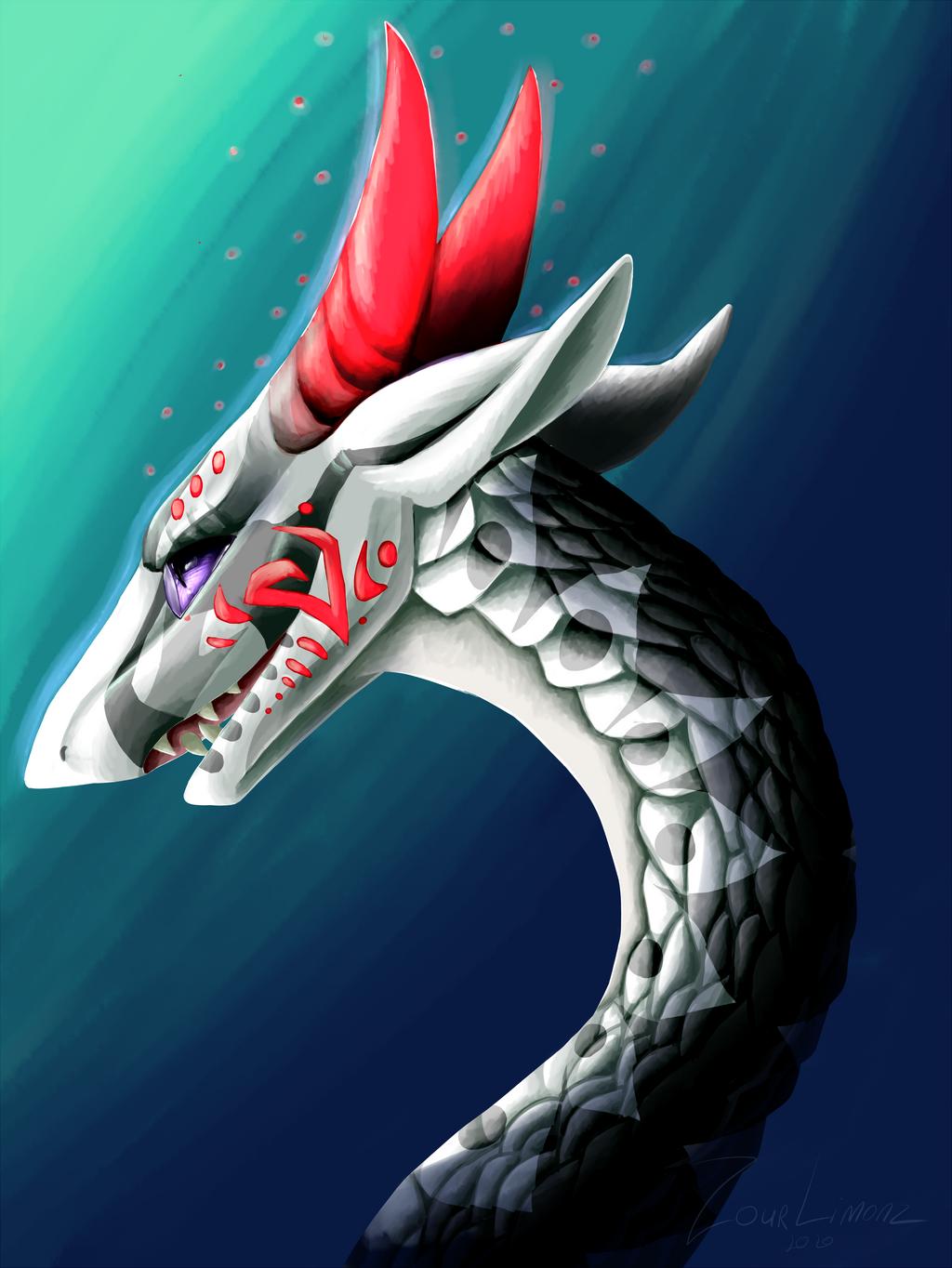 Most recent image: Febrael - Rune Spiral Dragon