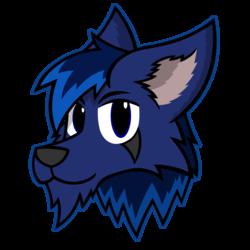 [2016] Colbalt Wolf Icon