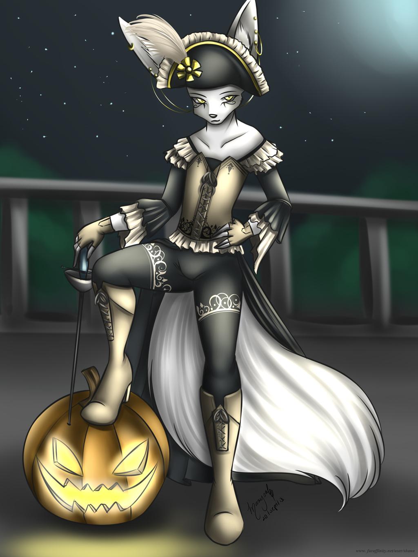 Classy Pirate (by Shana)