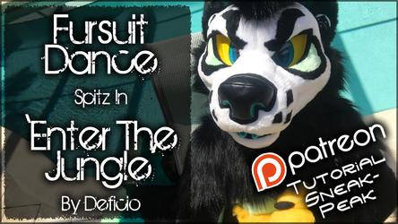 Fursuit Dance / Spitz / 'Enter The Jungle' / Deficio //