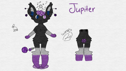 Jupiter Reference Sheet