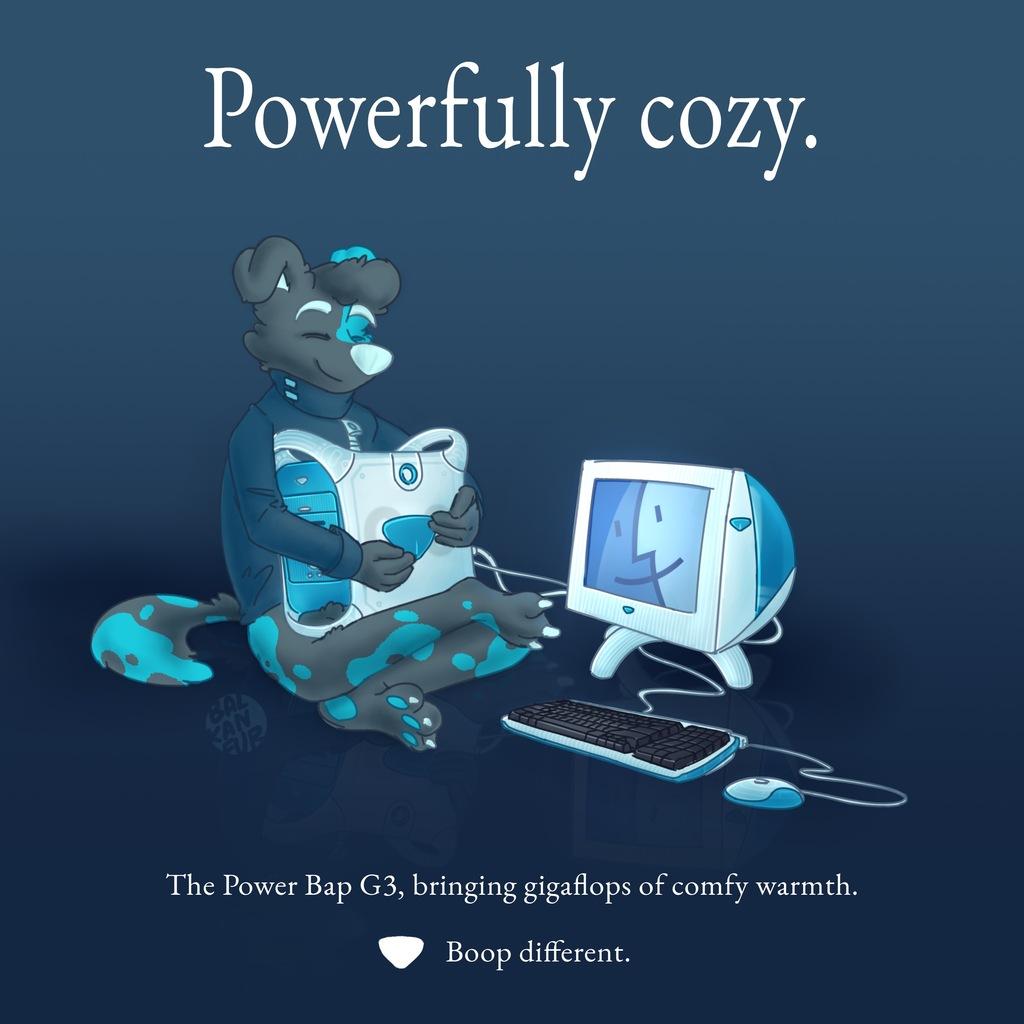 [COMM] POWERFULLY COZY