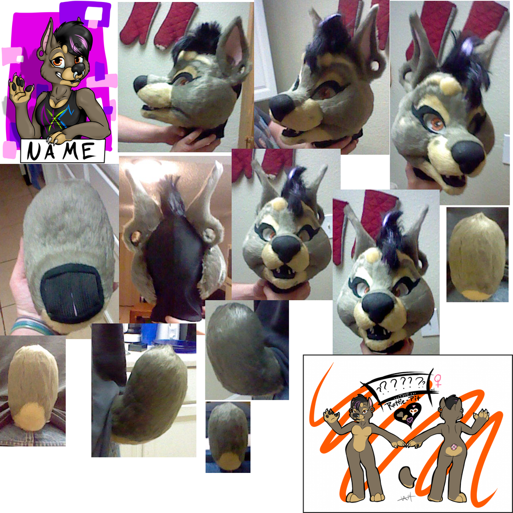 Most recent image: Charater with suit made to fit you Up for bid!