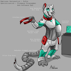 Commission - CryptRat - Automata-mation Programmer