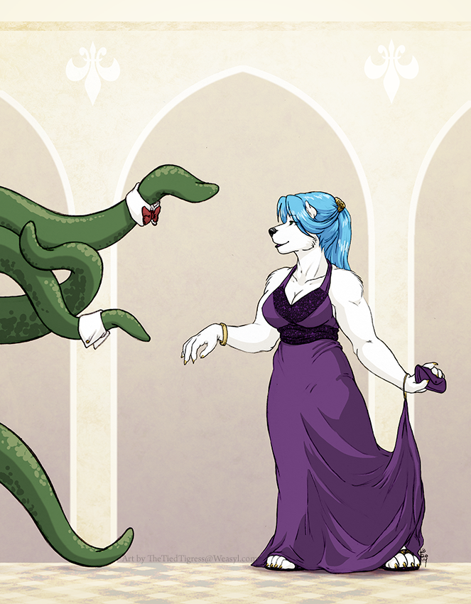Featured image: May I Have This Dance?