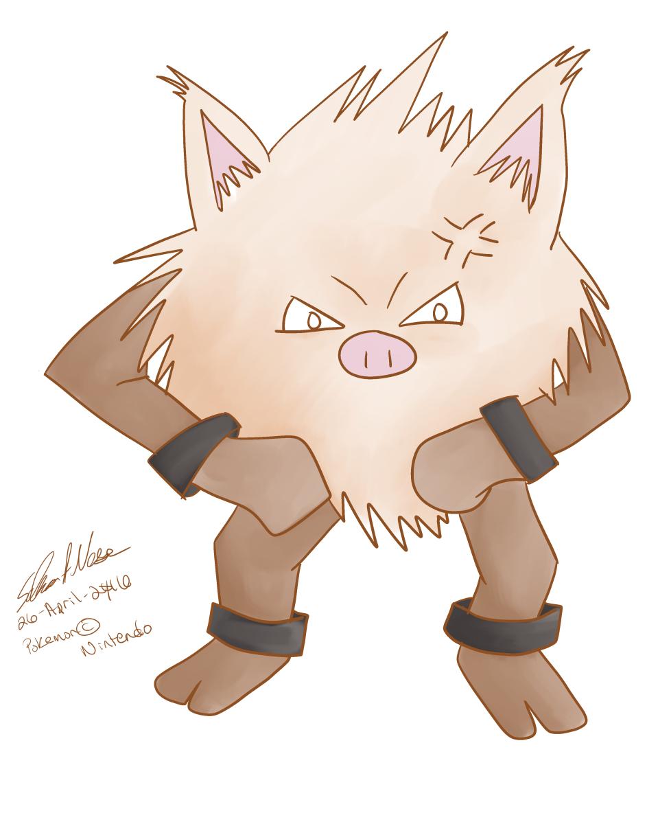 Pokemon 0057