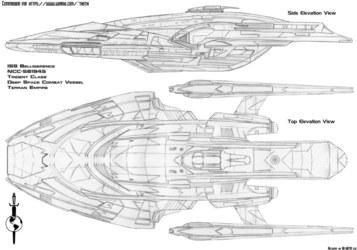 Trident Class - Sketch Design (Trade)